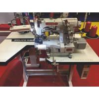 BRUCE BRC-664BDII-01GBx356UT-PL распошивальная машина с автоматикой и протяжным пуллером